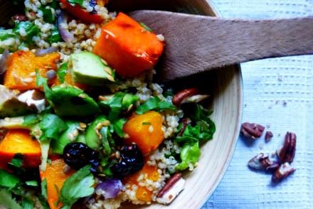 salade quinoa potimarron2