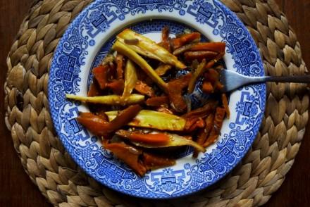 Frites de légumes anciens1
