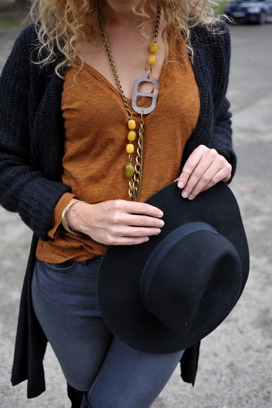 outfit, mode, blog, fashion blog, rock my casbah, look 70's