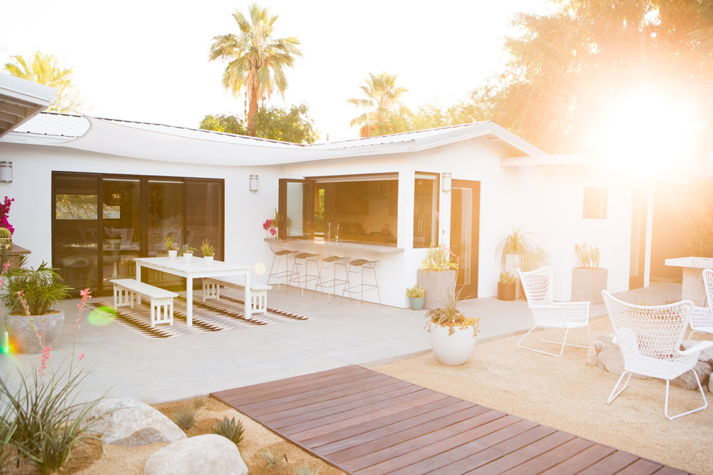 maison californie