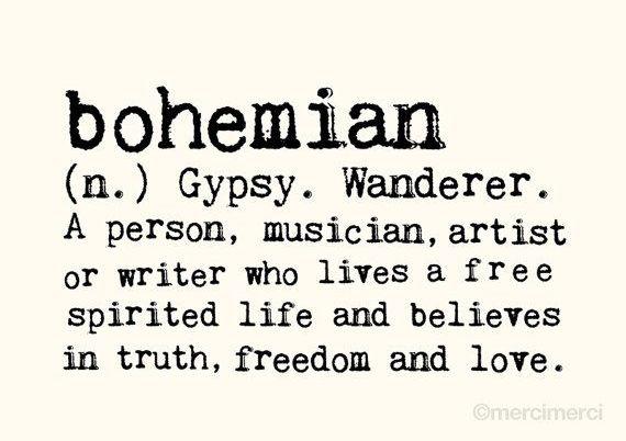 La tendance boh me en mode et en d co rock my casbah - La boheme definition ...