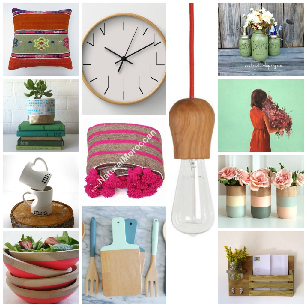 spring etsy wishlist selection deco