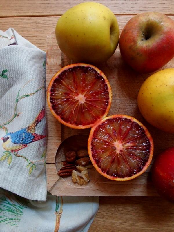 compte de pommes fruits secs alimentaine saine healthy veggie blog blogueuse toulouse