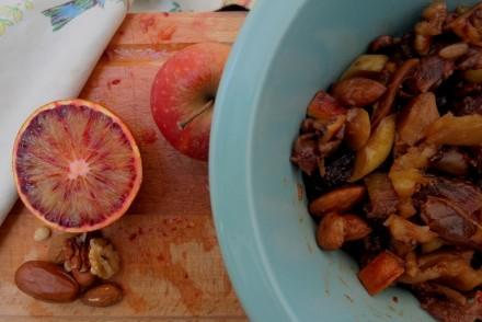 compte de pommes fruits secs alimentation saine healthy veggie blog blogueuse toulouse