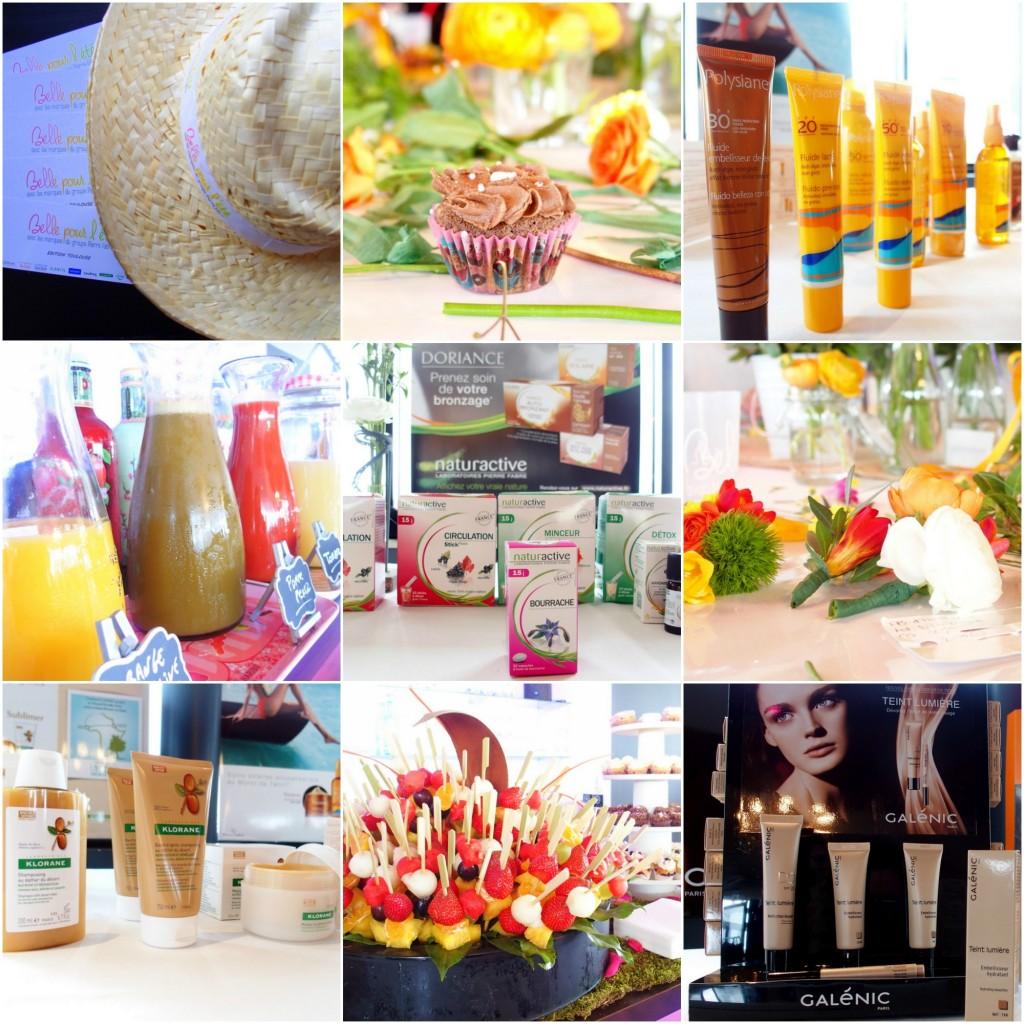 belles pour l'été pierre fabre toulouse blogueuse beauté beauty blogger rock my casbah