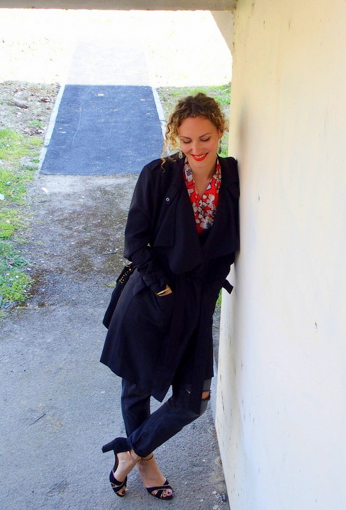 ootd blog mode fashion blo blogueuse tououse trench