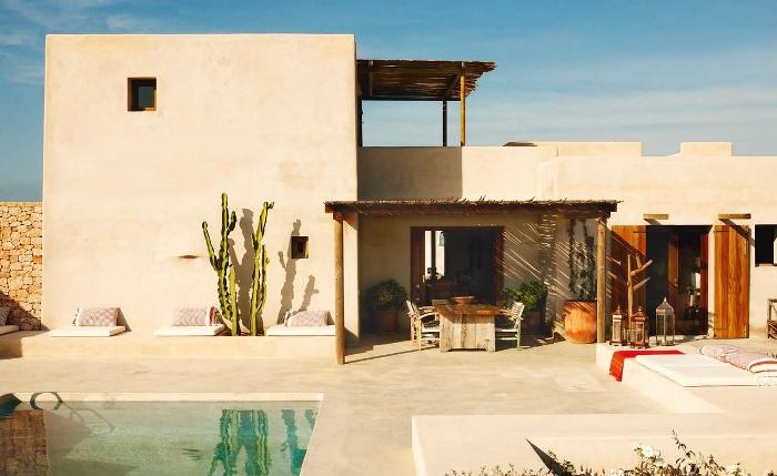 can Eu Formentera déco décoration maison de rêve rock my casbah blog déco