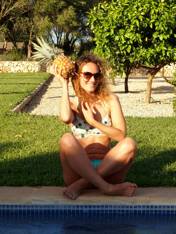 maillot de bain bikini pull&bear summer 2015 outfit beachwear swimwear blog mode blogueuse toulouse