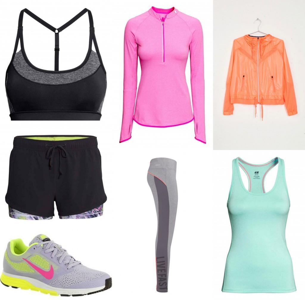 sélection mode running sport rock my casbah blog mode