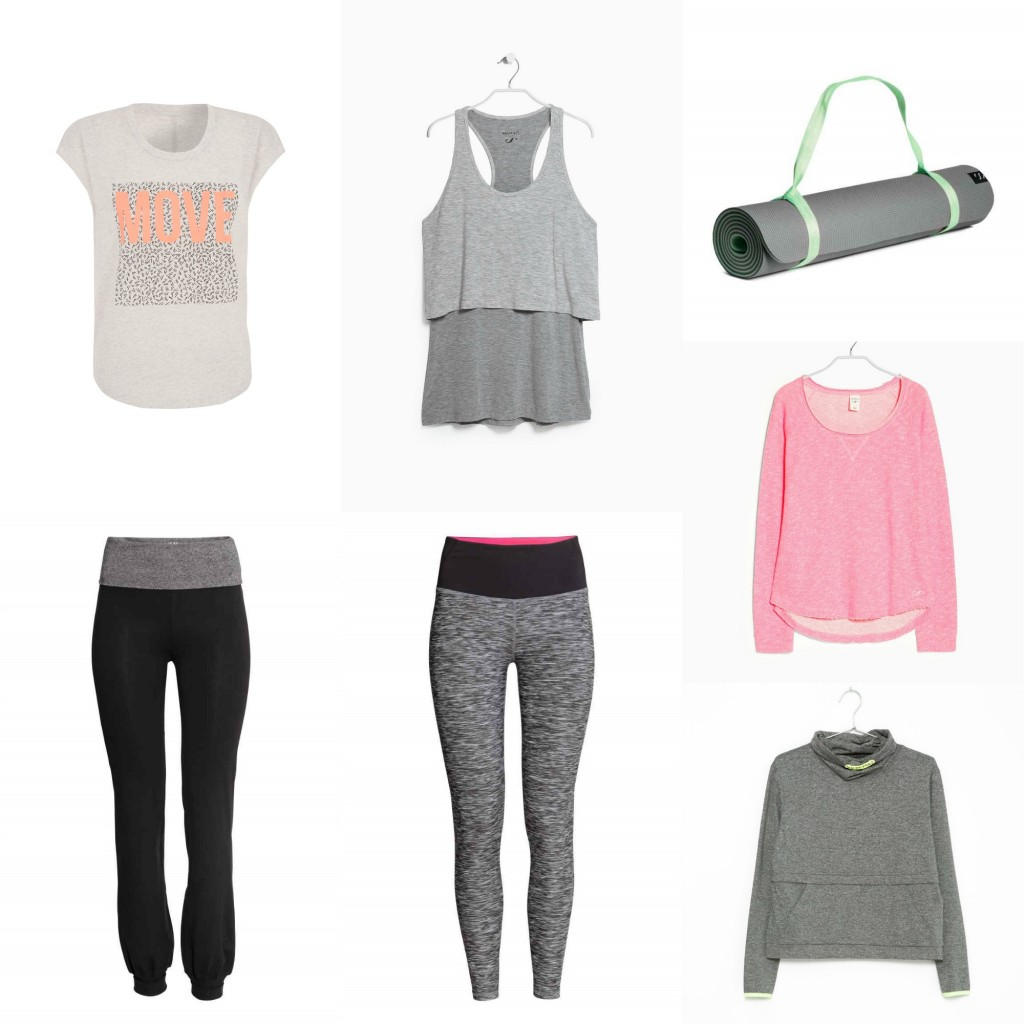 sélection mode yoga sport rock my casbah blog mode