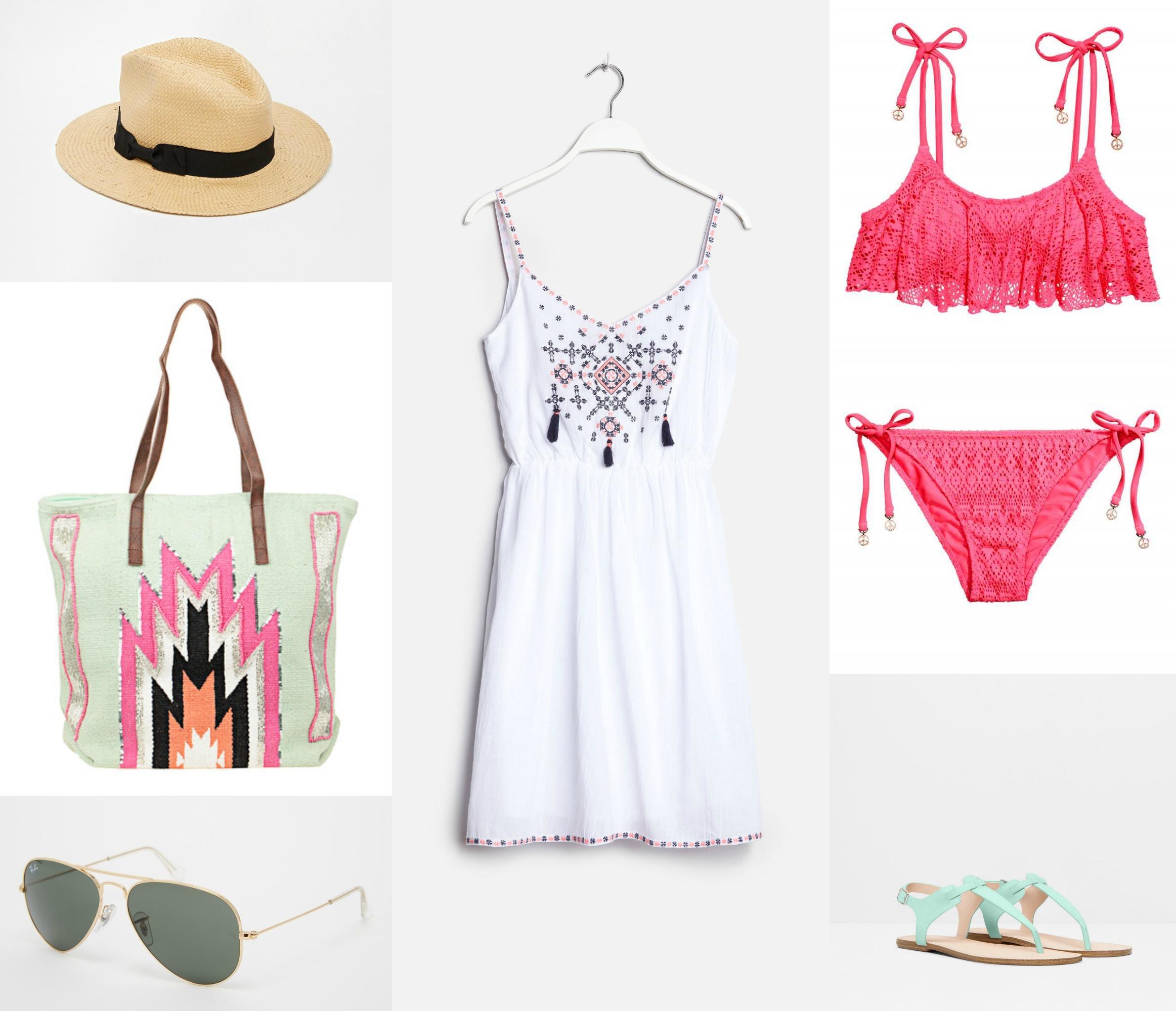 c60c196f6f tenue de plage idéale look de plage summer outfit blog mode rockmycasbah
