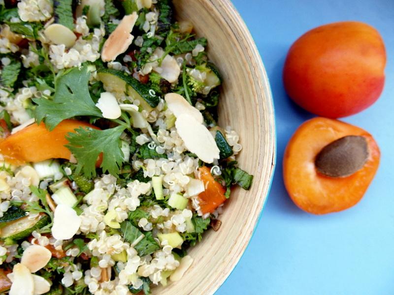 taboulé de quinoa amélioré - rock my casbahrock my casbah