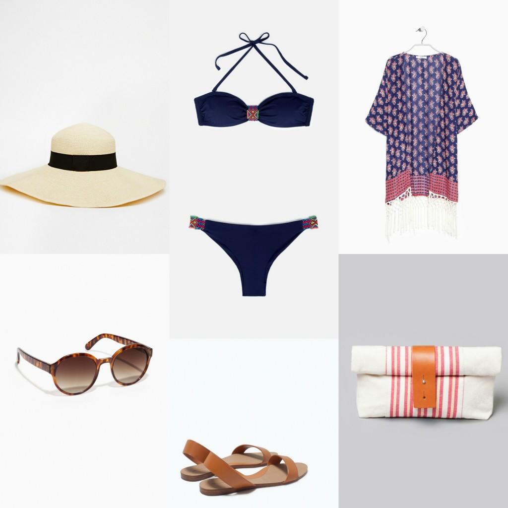 tenue de plage idéale look de plage summer outfit blog mode rockmycasbah