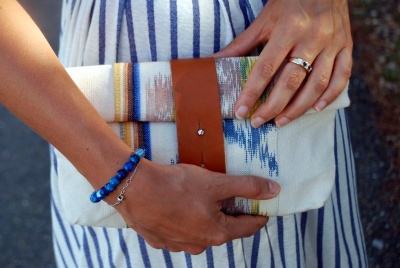 pochette son noguera style boho blog mode toulouse rock my casbah