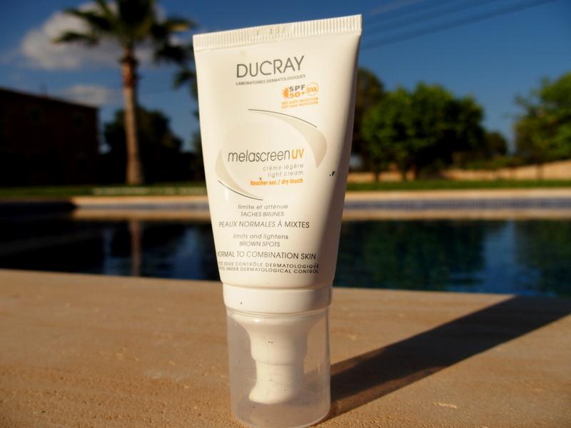 crème solaire ducray blog beauté rock my casbah toulouse