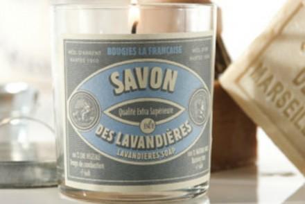 bougie parfumée la Français sélection déco blog déco rock my casbah