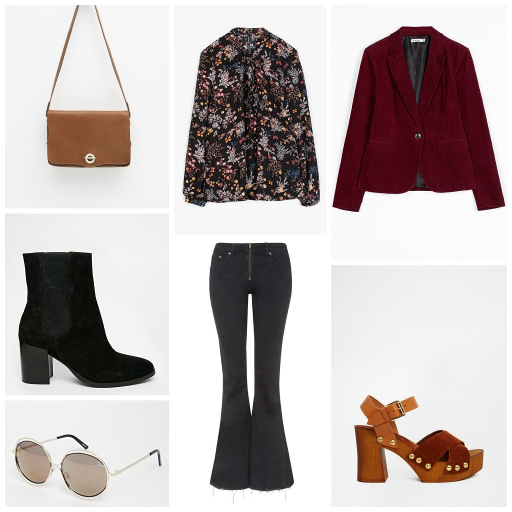 inspiration 70's tendance automne hiver 2015 blog mode rock my casbah