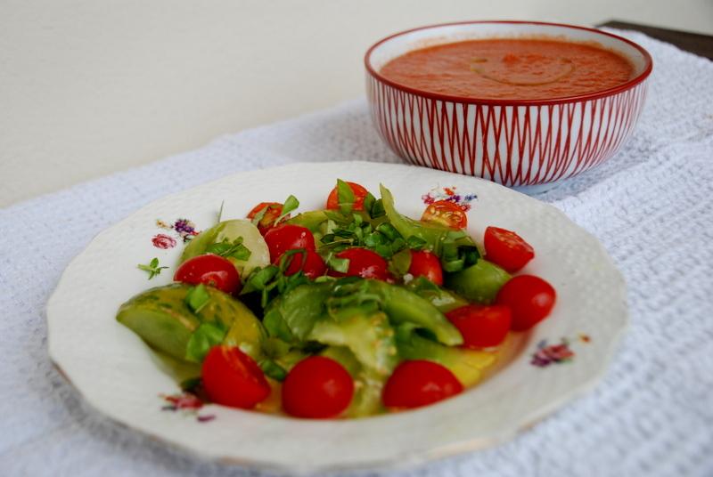 soupe tomates recette