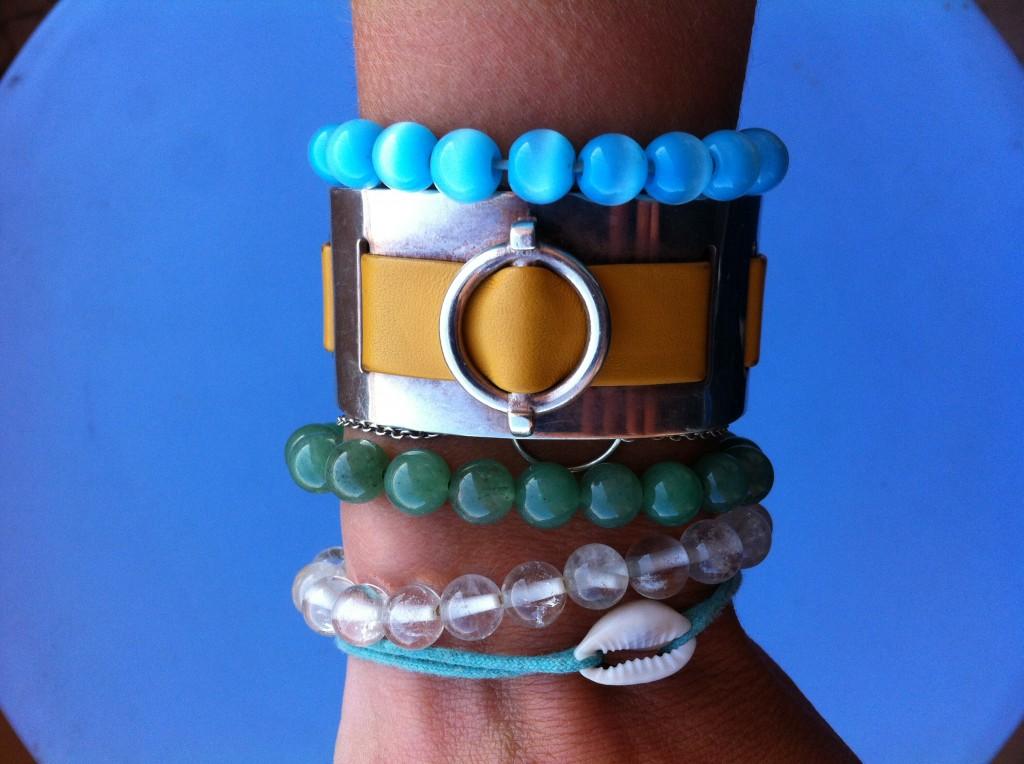 été bijoux bracelet marc delcohe blog lifstyle voyage mode rock my casbah