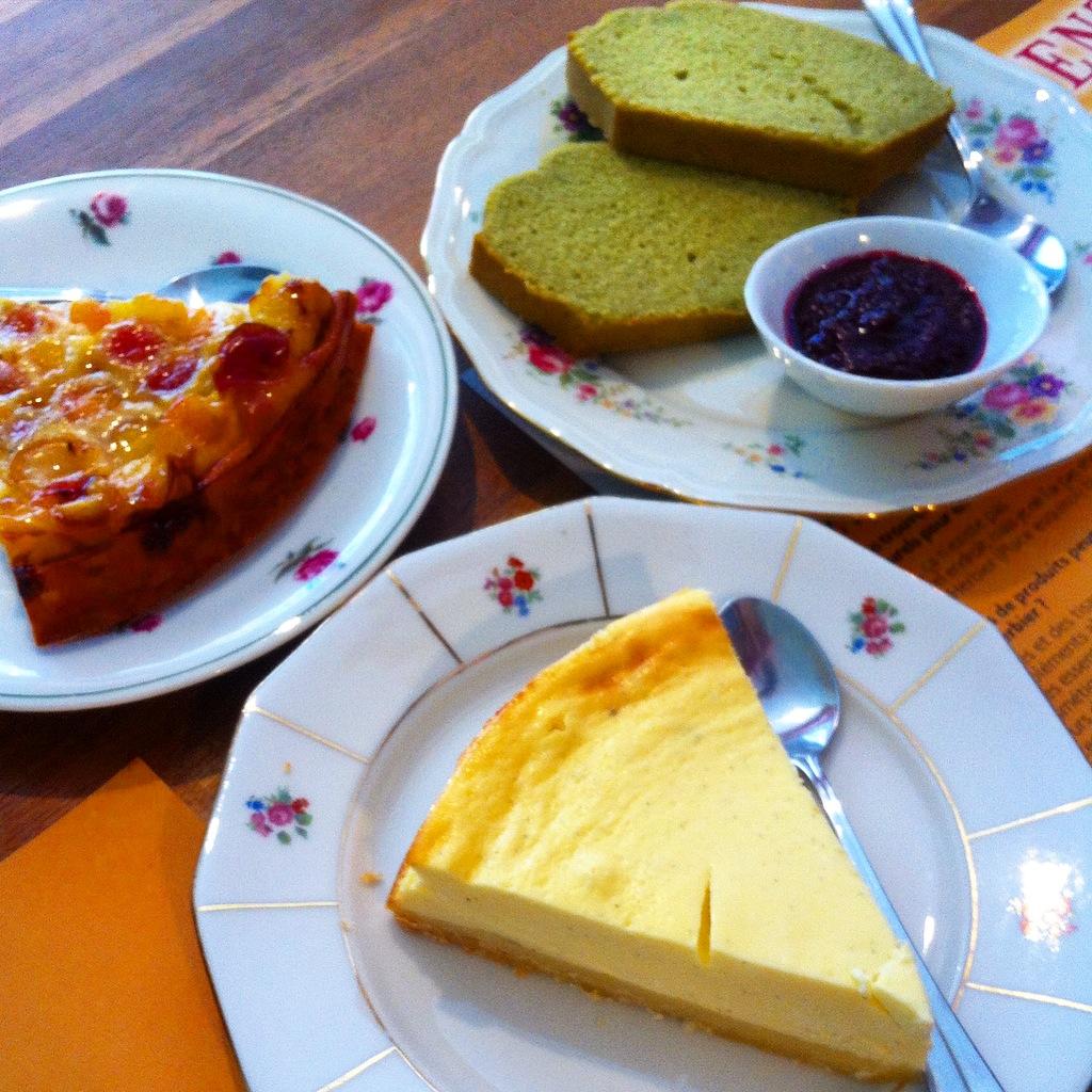 la Reine Margot gâteaux patisserie cheesecake sans gluten recettes cuisine saine végétarien veggie healthy food soleil blog lifestyle voyage mode rock my casbah Toulouse
