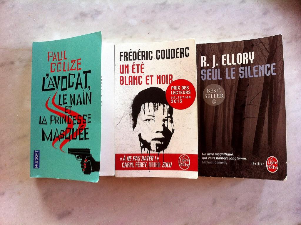 conseils romans policiers
