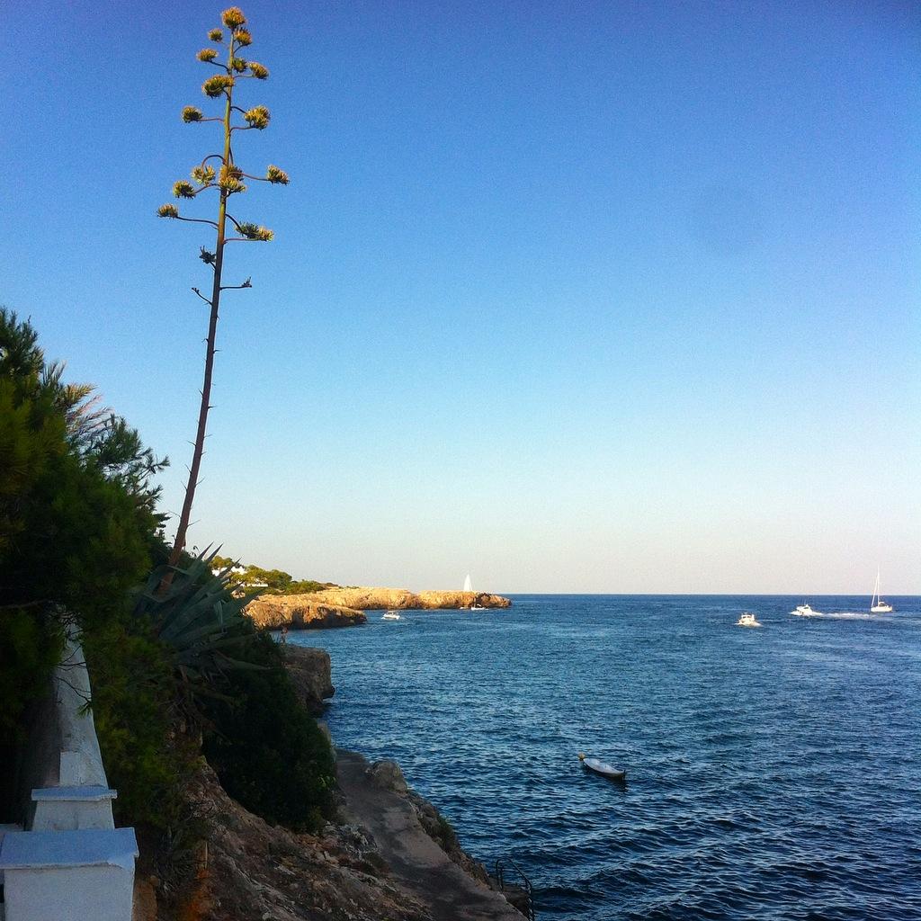 été plage mallorca blog lifstyle voyage mode rock my casbah