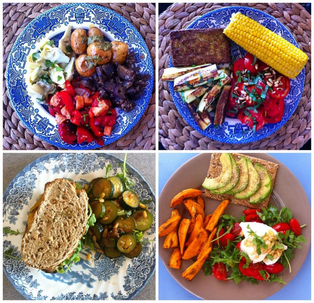 été recettes cuisine saine végétarien veggie healthy food soleil blog lifstyle voyage mode rock my casbah Toulouse