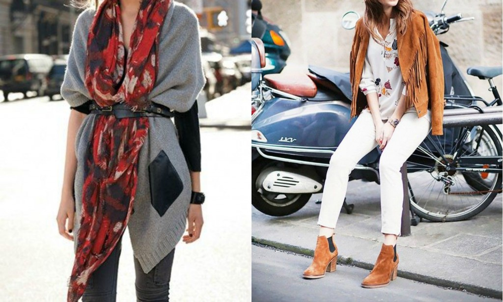 ootd outfit tendances mode automne 2015 inspiration fall 2015 fashion blogger blog mode rock my casbah veste franges