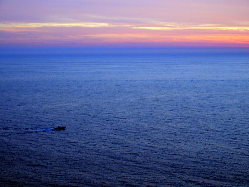 cabo espichel coucher de soleil