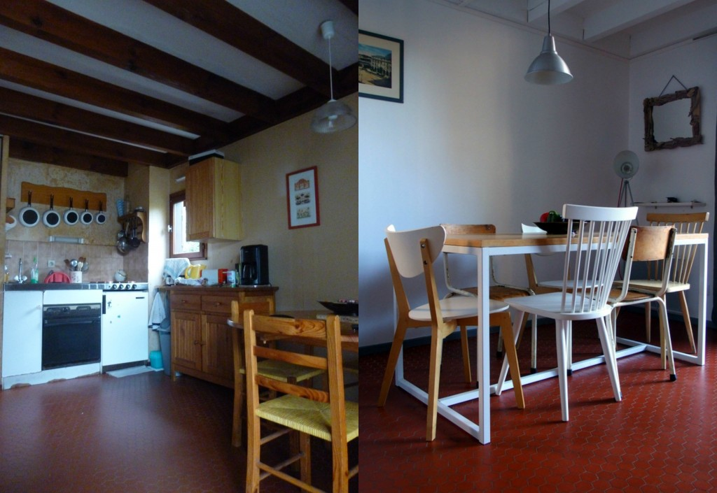 rénovation capbreton déco décoration blog déco blogueuse