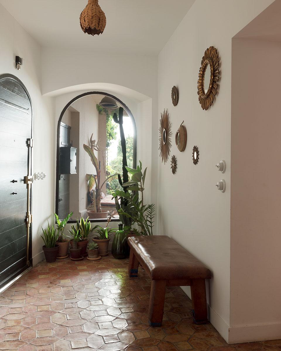 une maison boh me marseillerock my casbah. Black Bedroom Furniture Sets. Home Design Ideas