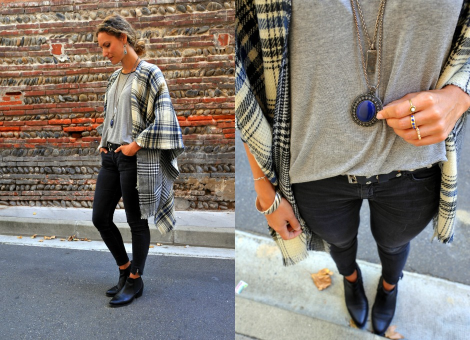 lookbook idées looks automne hiver blogueuse mode toulouse ootd
