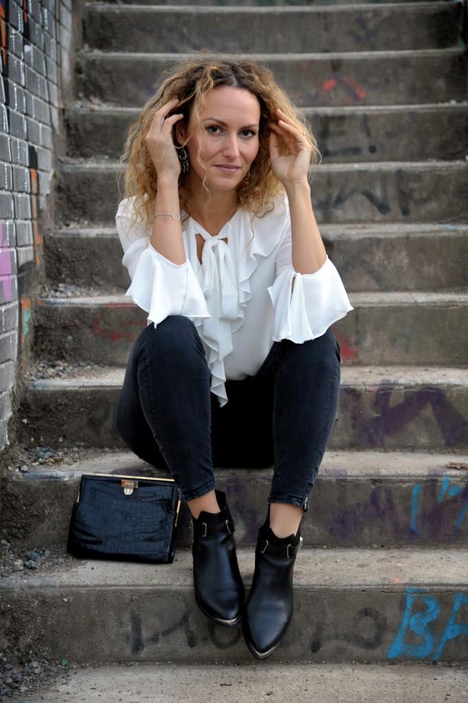 blogueuse mode bohème rock