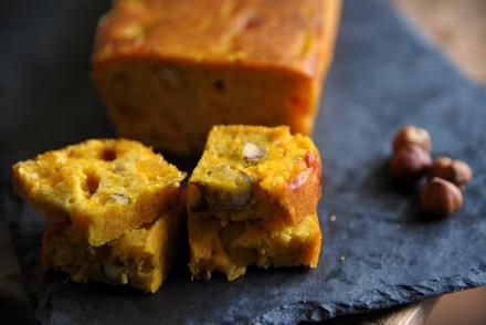 cake potimarron cheddar cake salé butternut recette simple dimanche soir blog culinaire toulouse