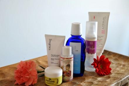revue beauté blog beauté cosmétiques naturels aderma weleda huygens la cassidane liftargan lea nature galénic