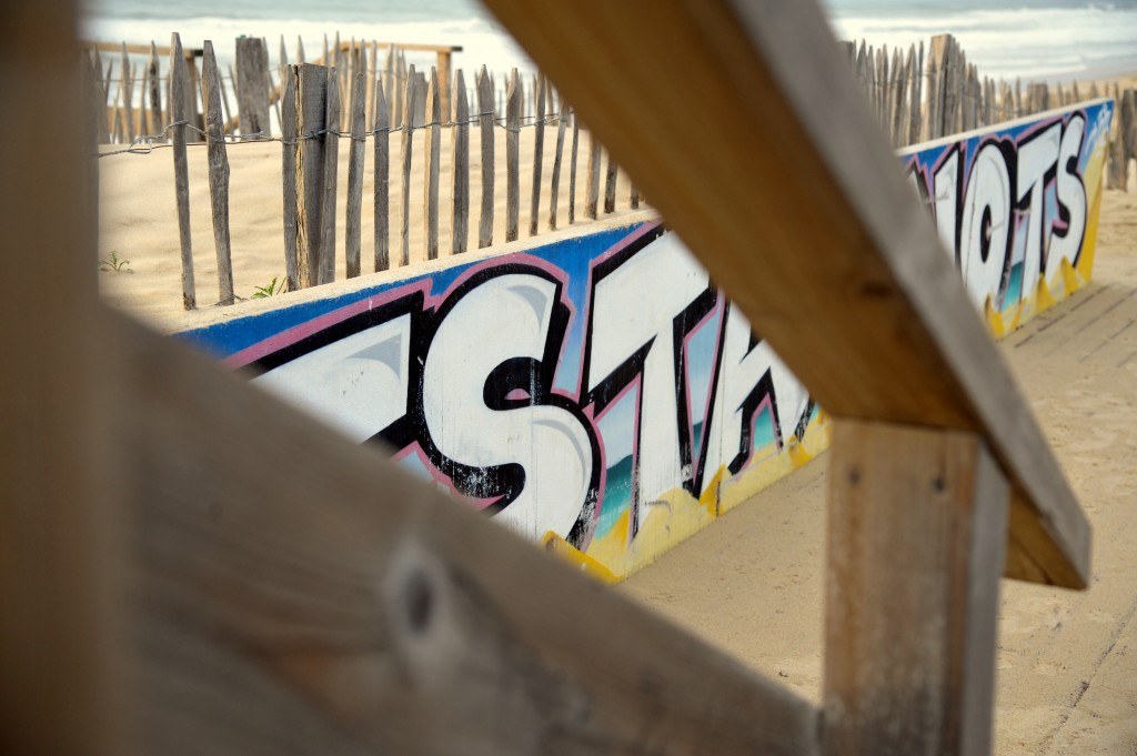 seignosse plage des estagnots spot surf landes france