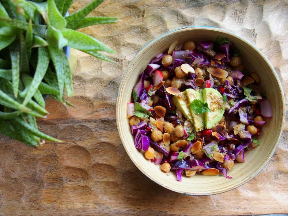 salade-pois-chiches-rôtis
