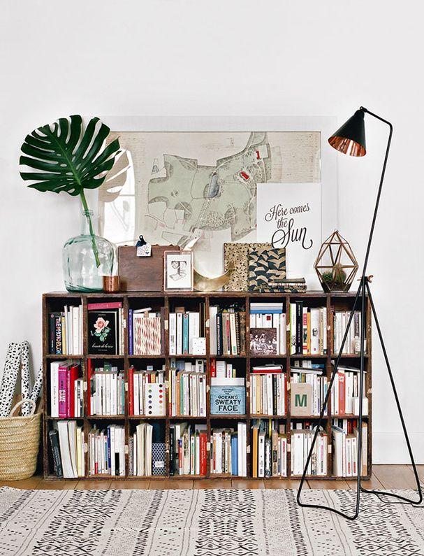 inspiration bibliothèque