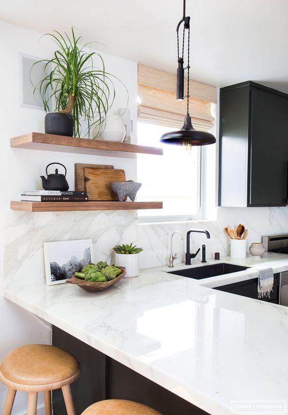 inspiration cuisine marbre
