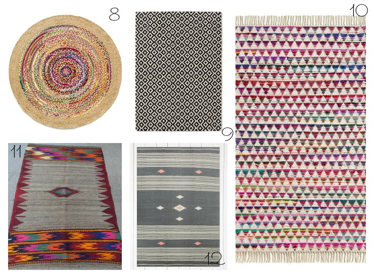 tapis etsy urban outfitters