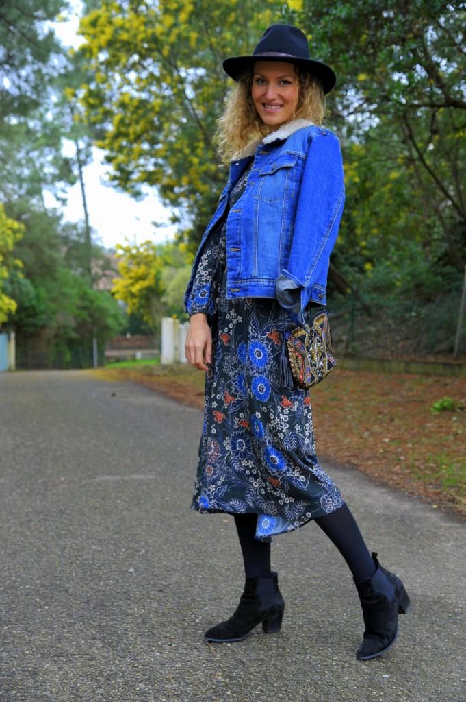 blog mode bohème