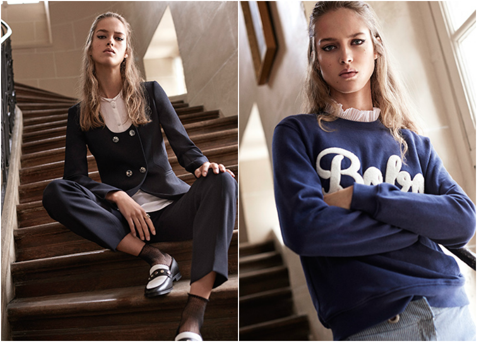 lookbook claudie pierlot