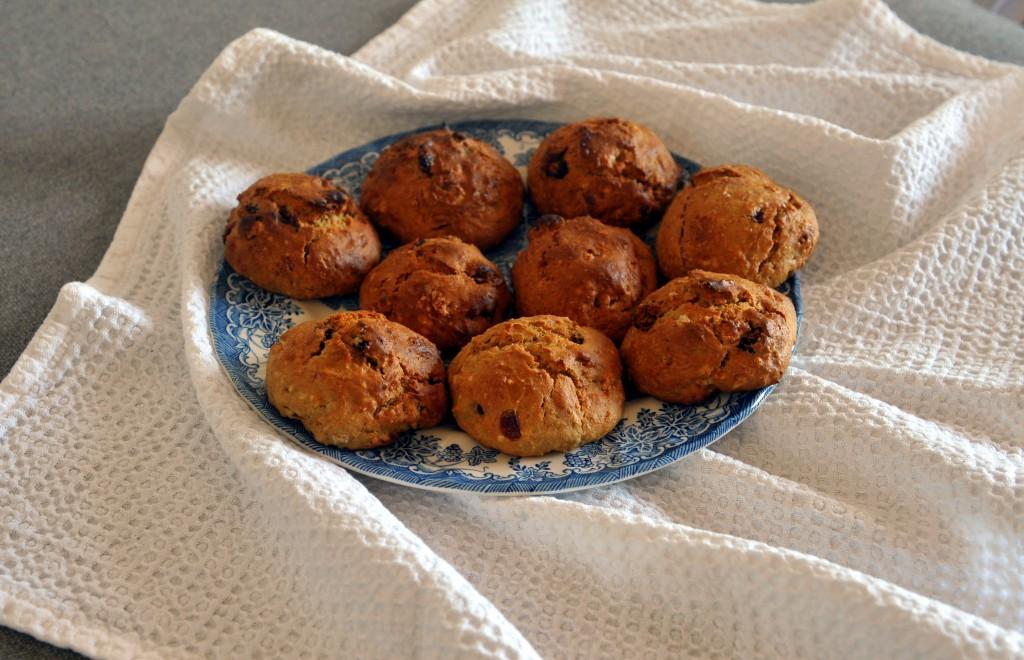 scones healthy