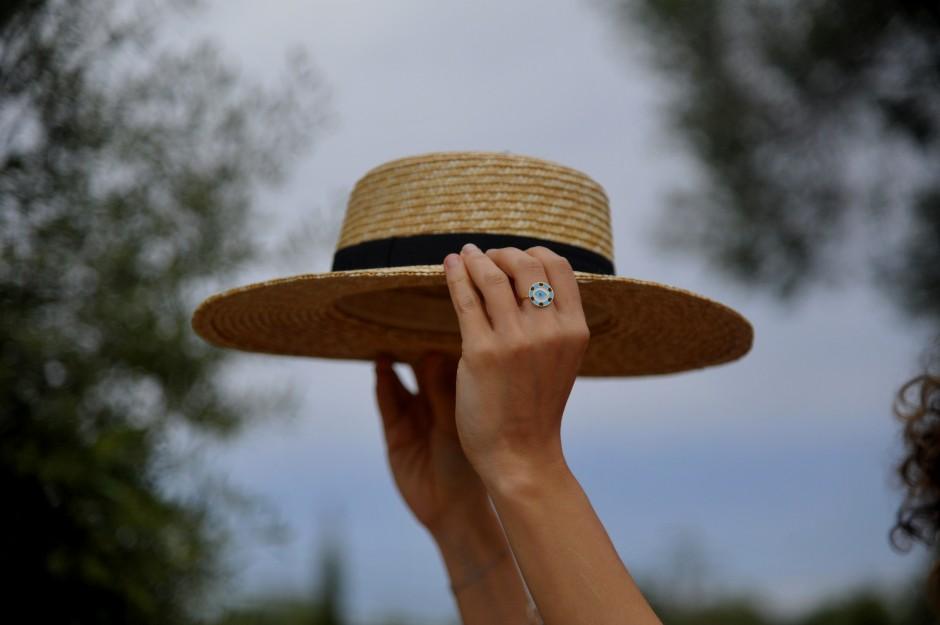 chapeau été 2016