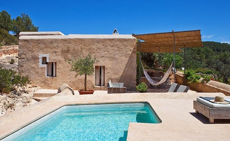 maison typique ibiza
