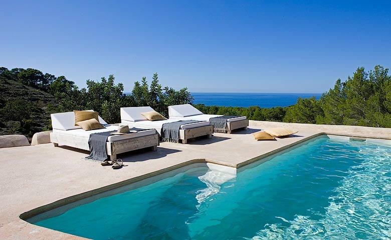 maison piscine ibiza