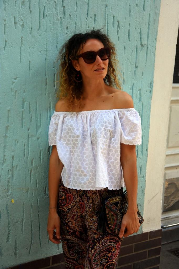 boho style blogger