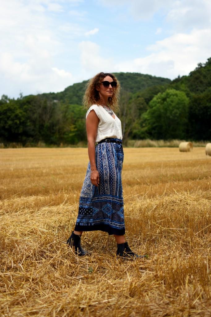 bohemian blogger