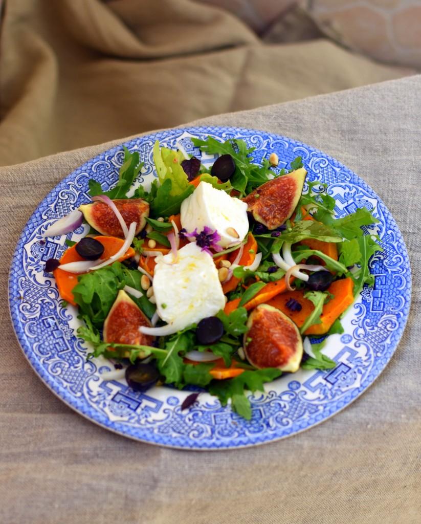 recette-avec-figues-fraîches-salade