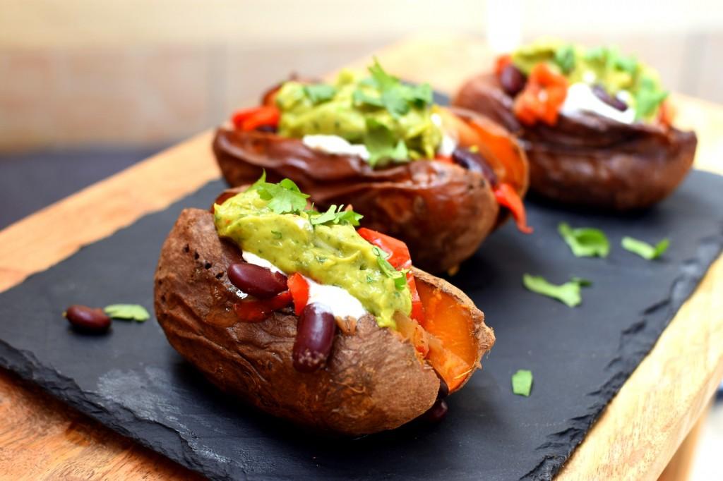chili-con-carne-végétarien